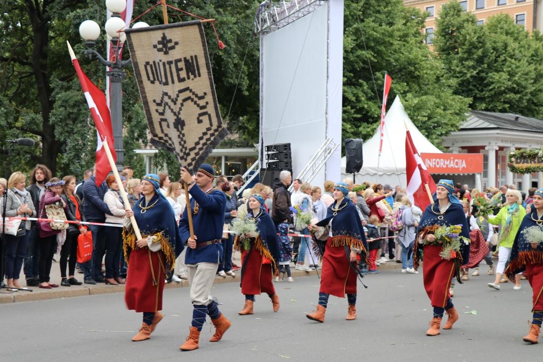 vispārējie latviešu dziesmu svētki